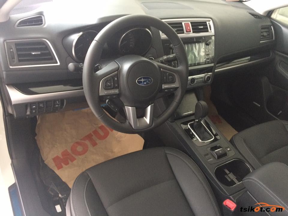 Subaru Legacy 2016 - 8