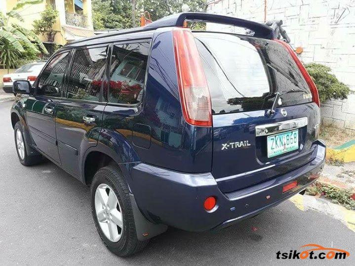 Nissan X-Trail 2007 - 5