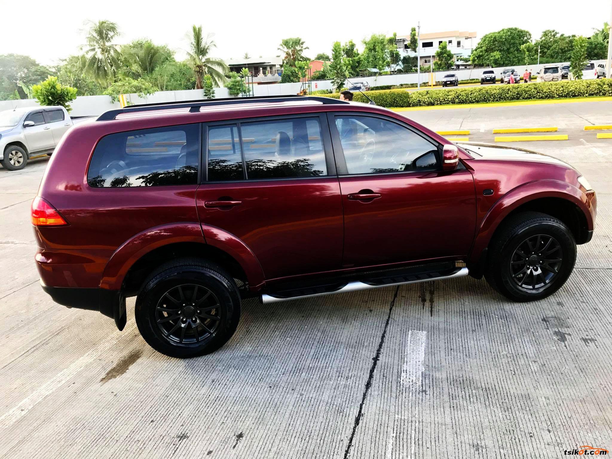 Mitsubishi Montero 2013 - 4