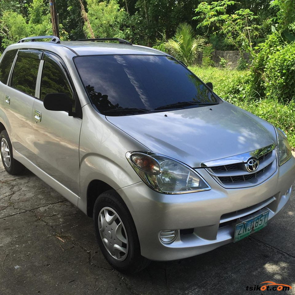 Toyota Avanza 2009 - 10