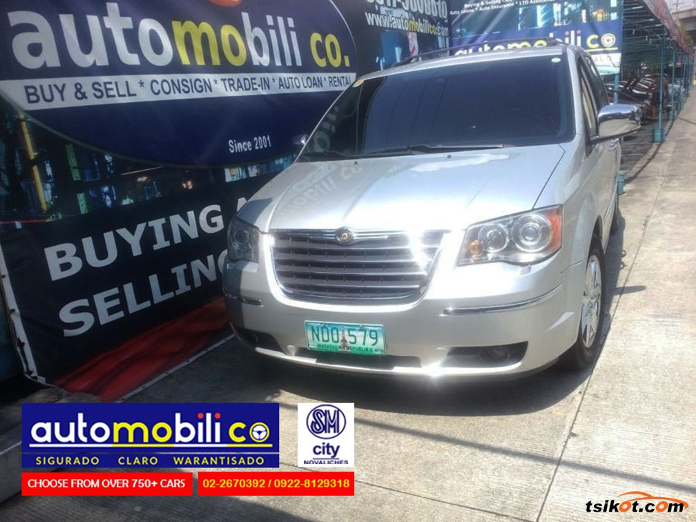 Chrysler Town & Country 2009 - 1