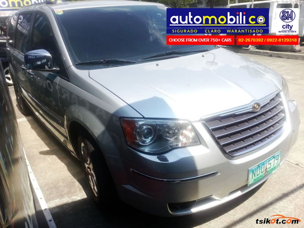 Chrysler Town & Country 2009 - 2
