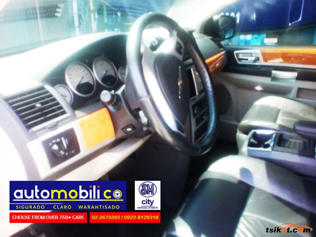Chrysler Town & Country 2009 - 4