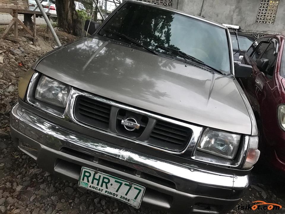 Nissan Frontier 2004 - 2