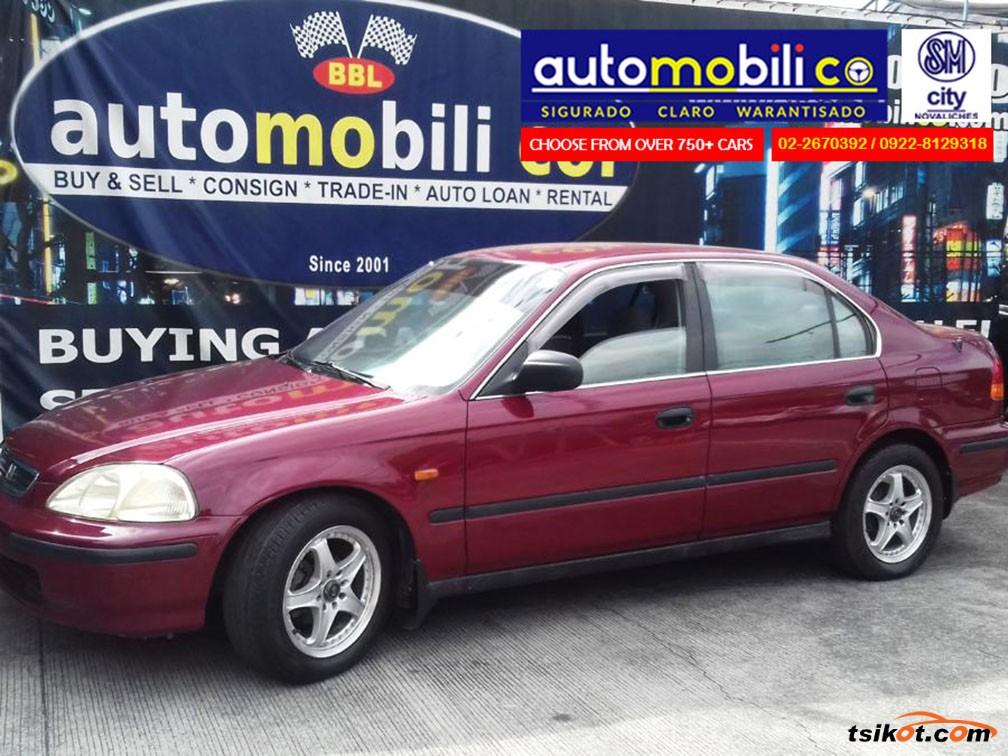 Honda Civic 1997 - 2