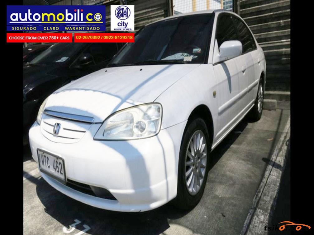 Honda Civic 2001 - 6