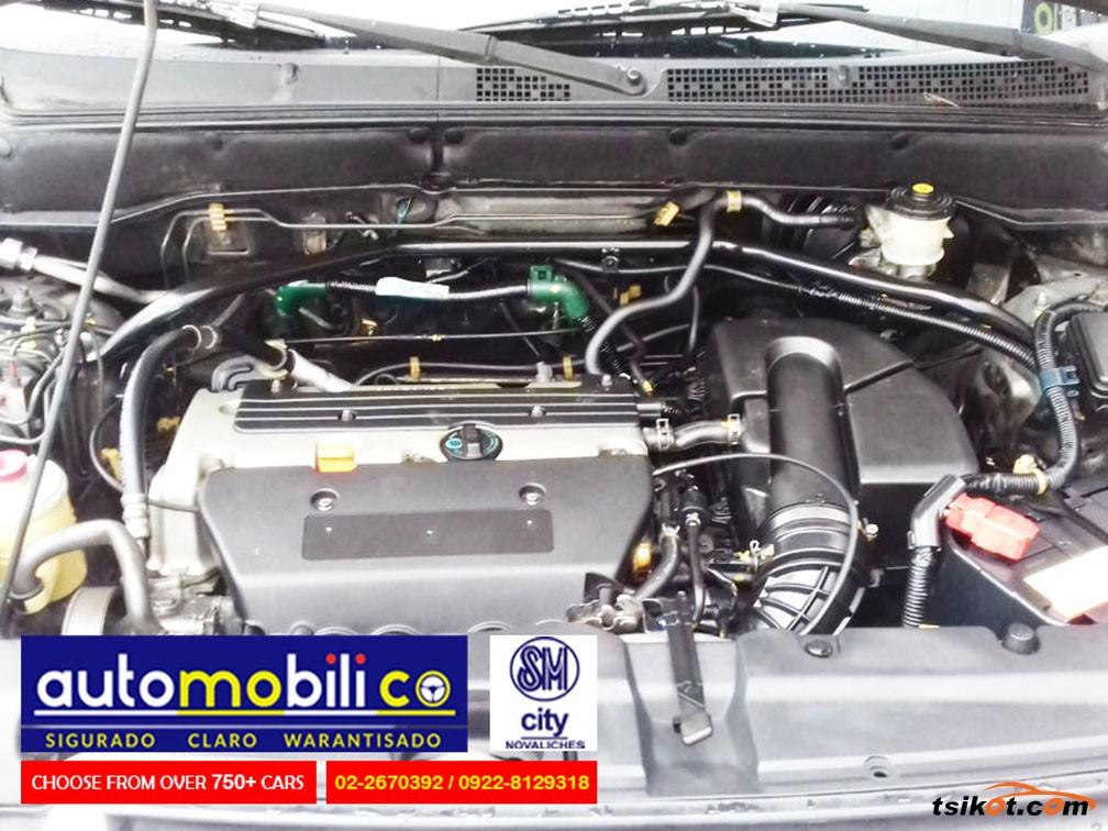 Honda Cr-V 2004 - 6