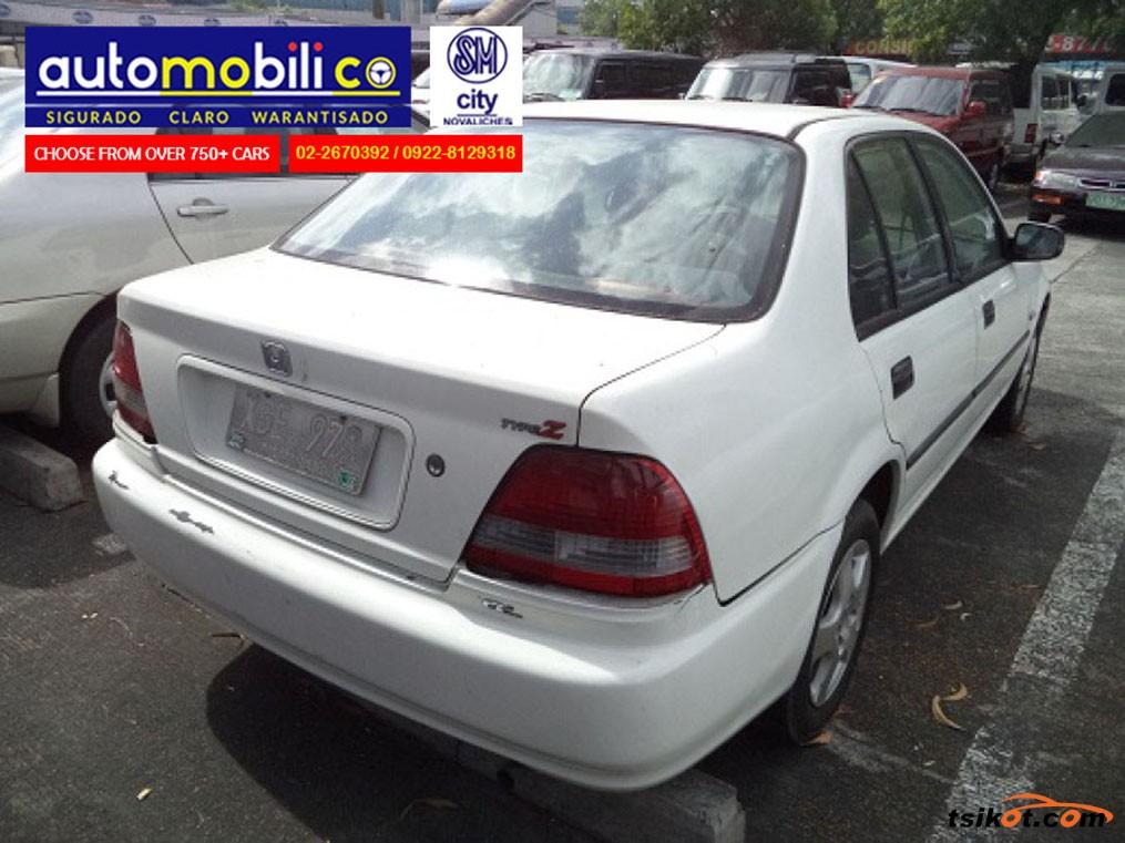 Honda City 2001 - 4