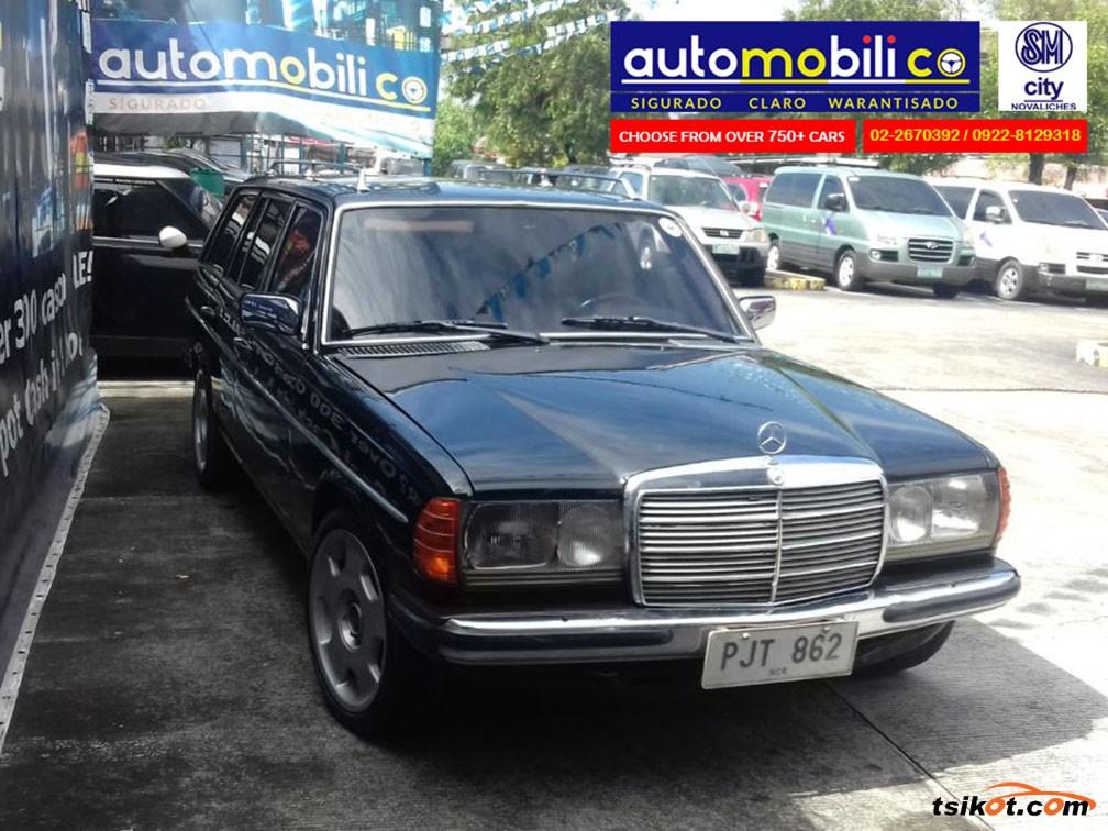 Mercedes-Benz 300 1985 - 1