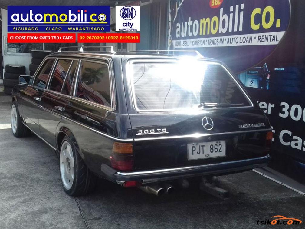 Mercedes-Benz 300 1985 - 3