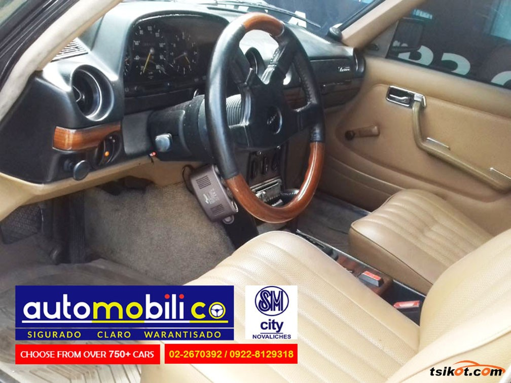 Mercedes-Benz 300 1985 - 5