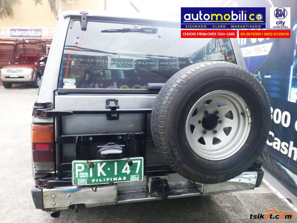 Nissan Patrol 1996 - 6