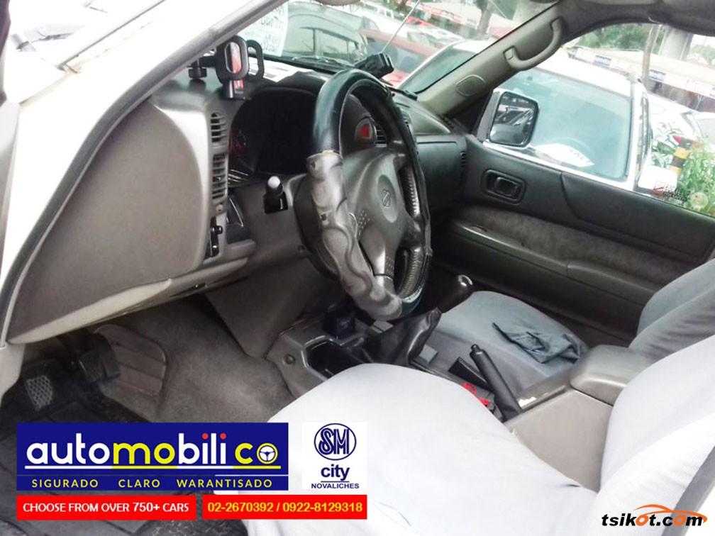 Nissan Patrol 2002 - 3