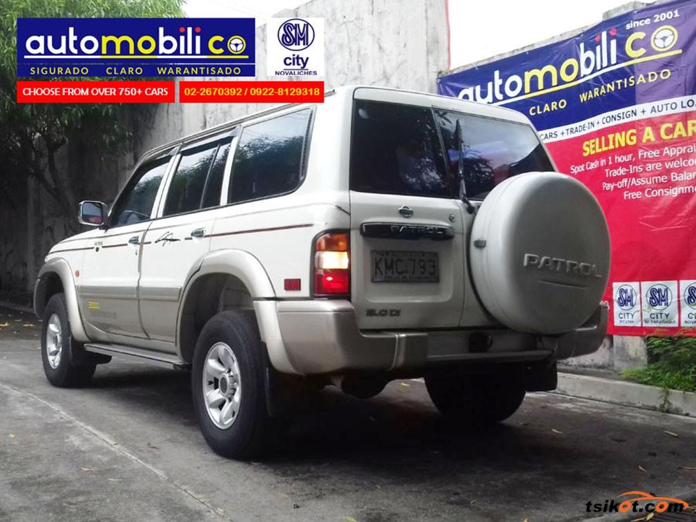 Nissan Patrol 2002 - 5