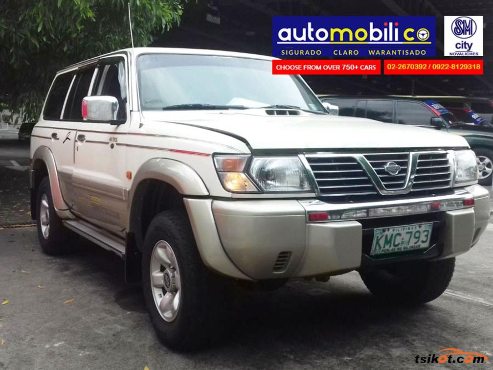 Nissan Patrol 2002 - 6