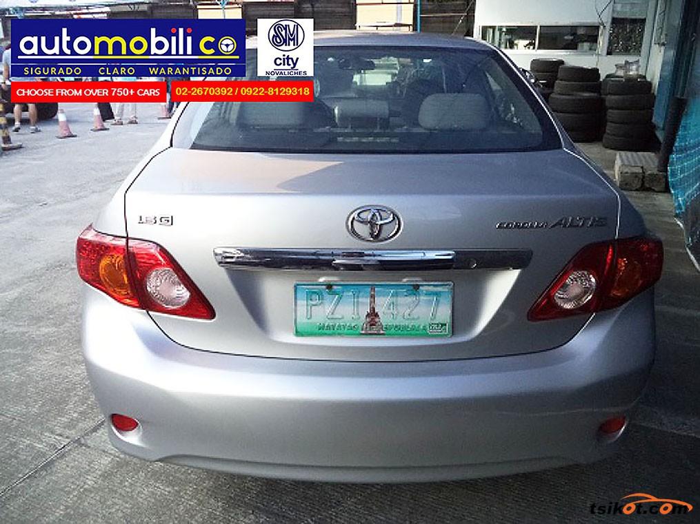 2010 Toyota Corolla Sport >> Toyota Corolla 2010 - Car for Sale Metro Manila