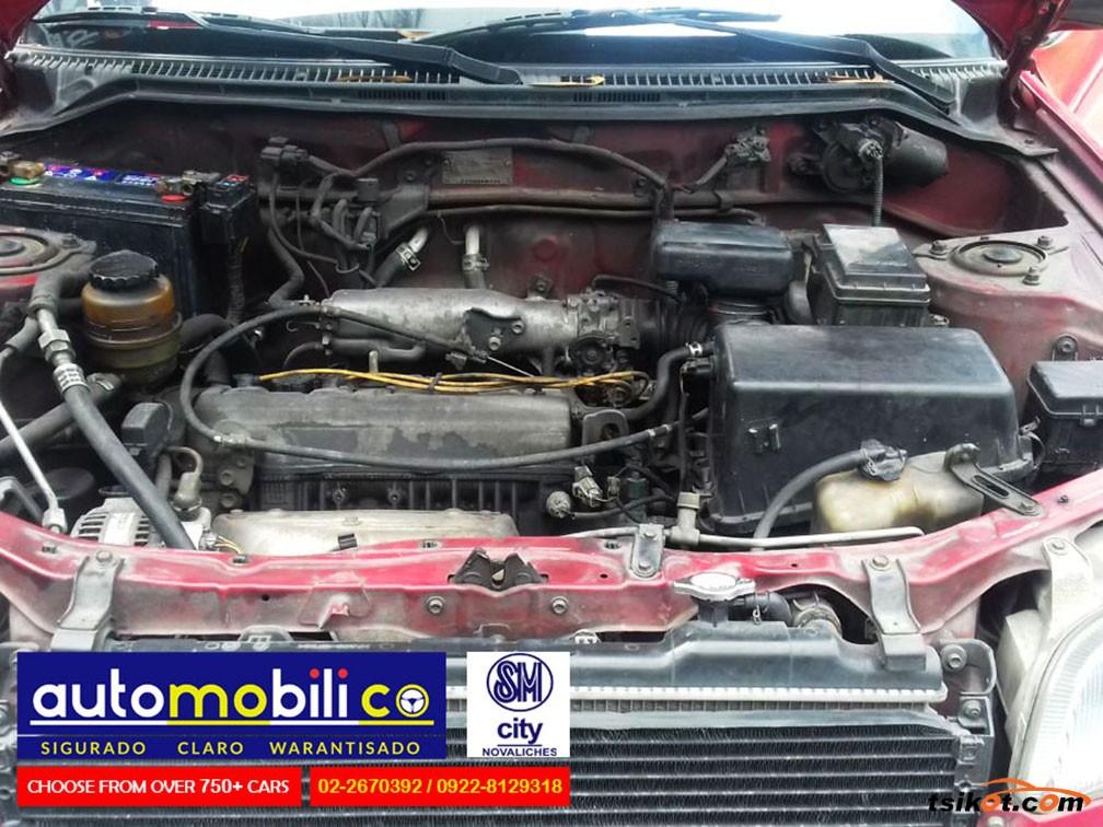 Toyota Rav4 1997 - 6