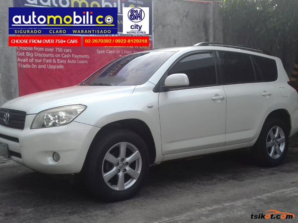 toyota rav4 2007 car for sale metro manila. Black Bedroom Furniture Sets. Home Design Ideas