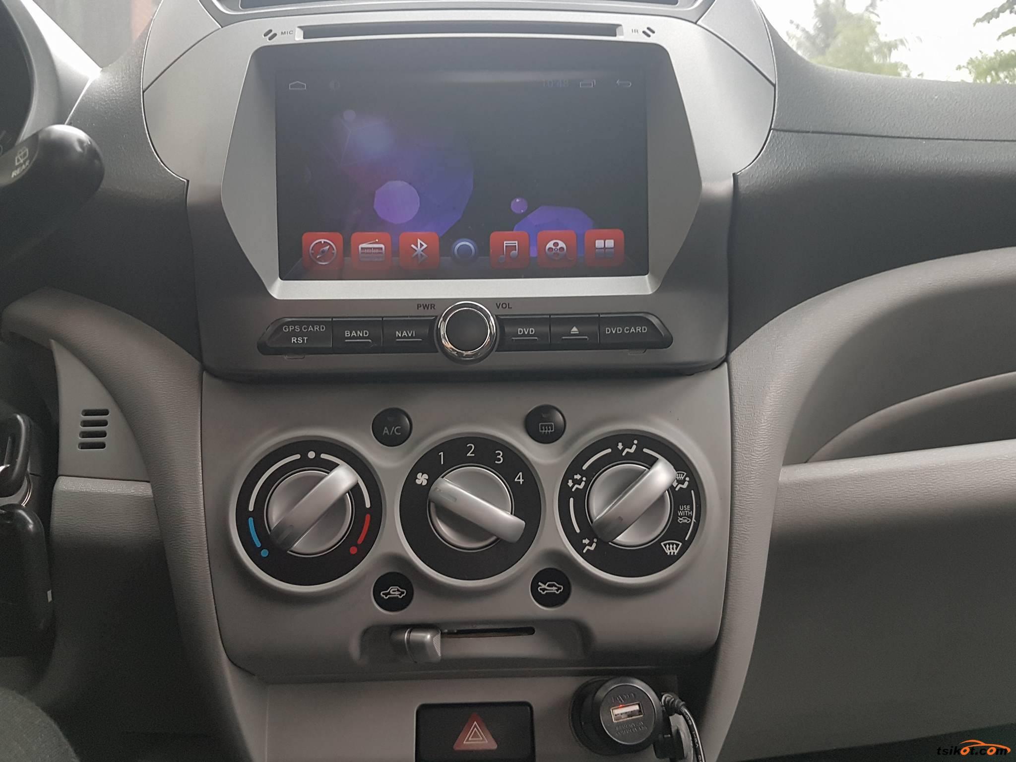 Suzuki Celerio 2010 - 10