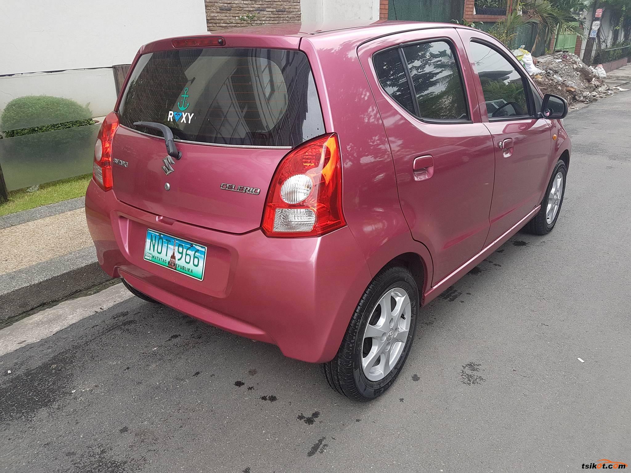Suzuki Celerio 2010 - 4