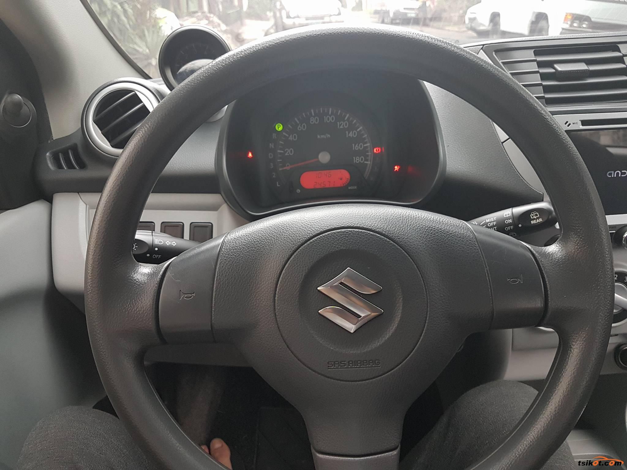 Suzuki Celerio 2010 - 9