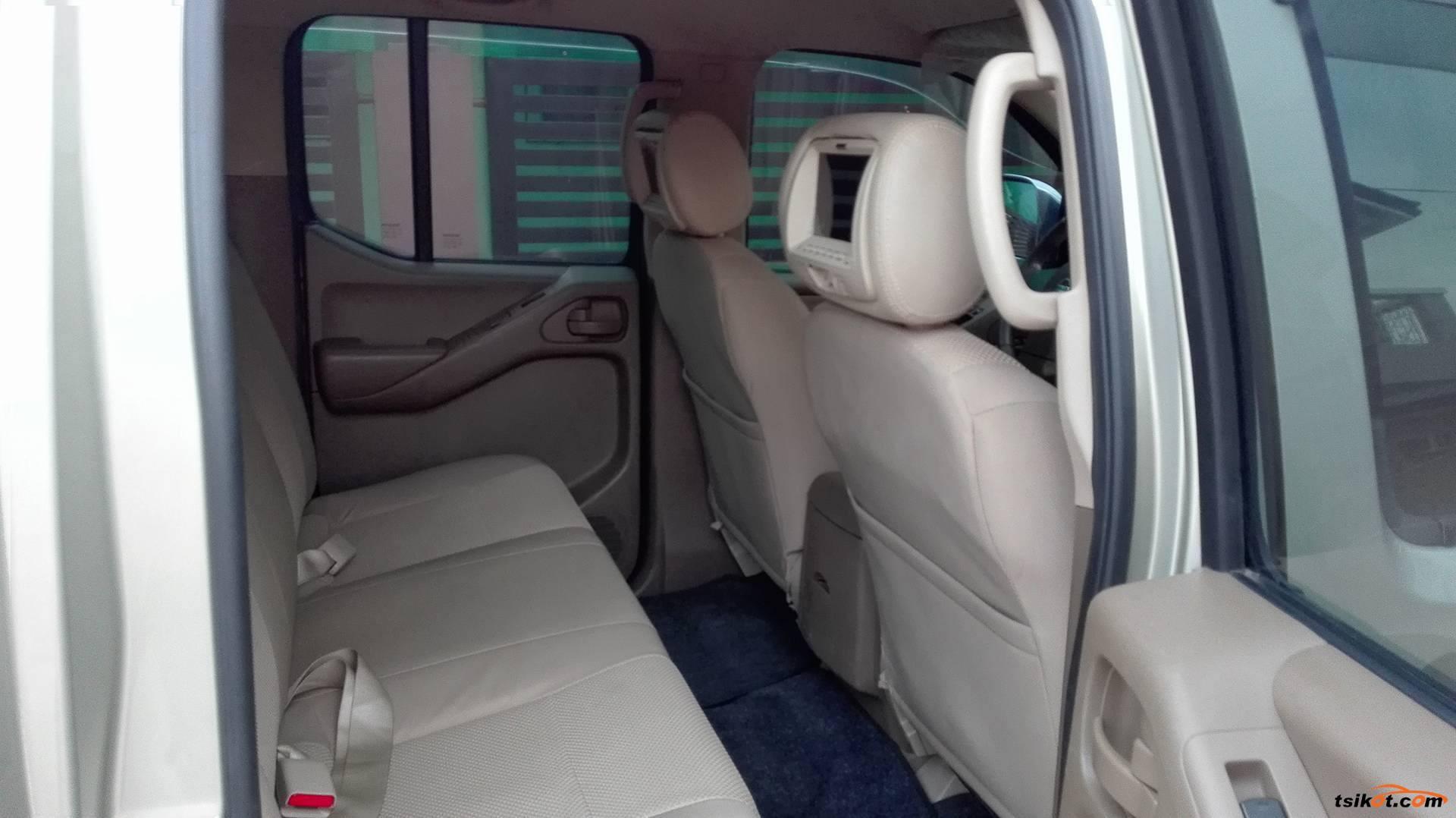 Nissan Navara 2012 - 10
