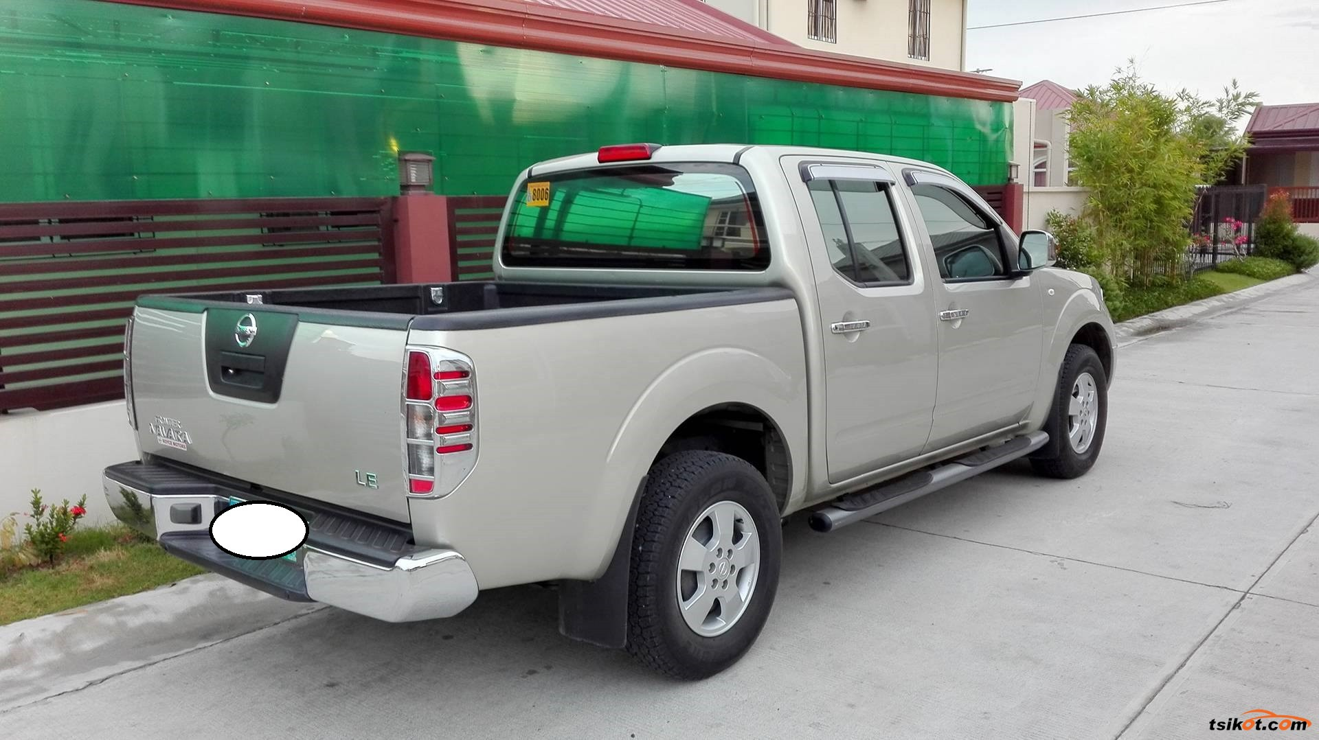 Nissan Navara 2012 - 4