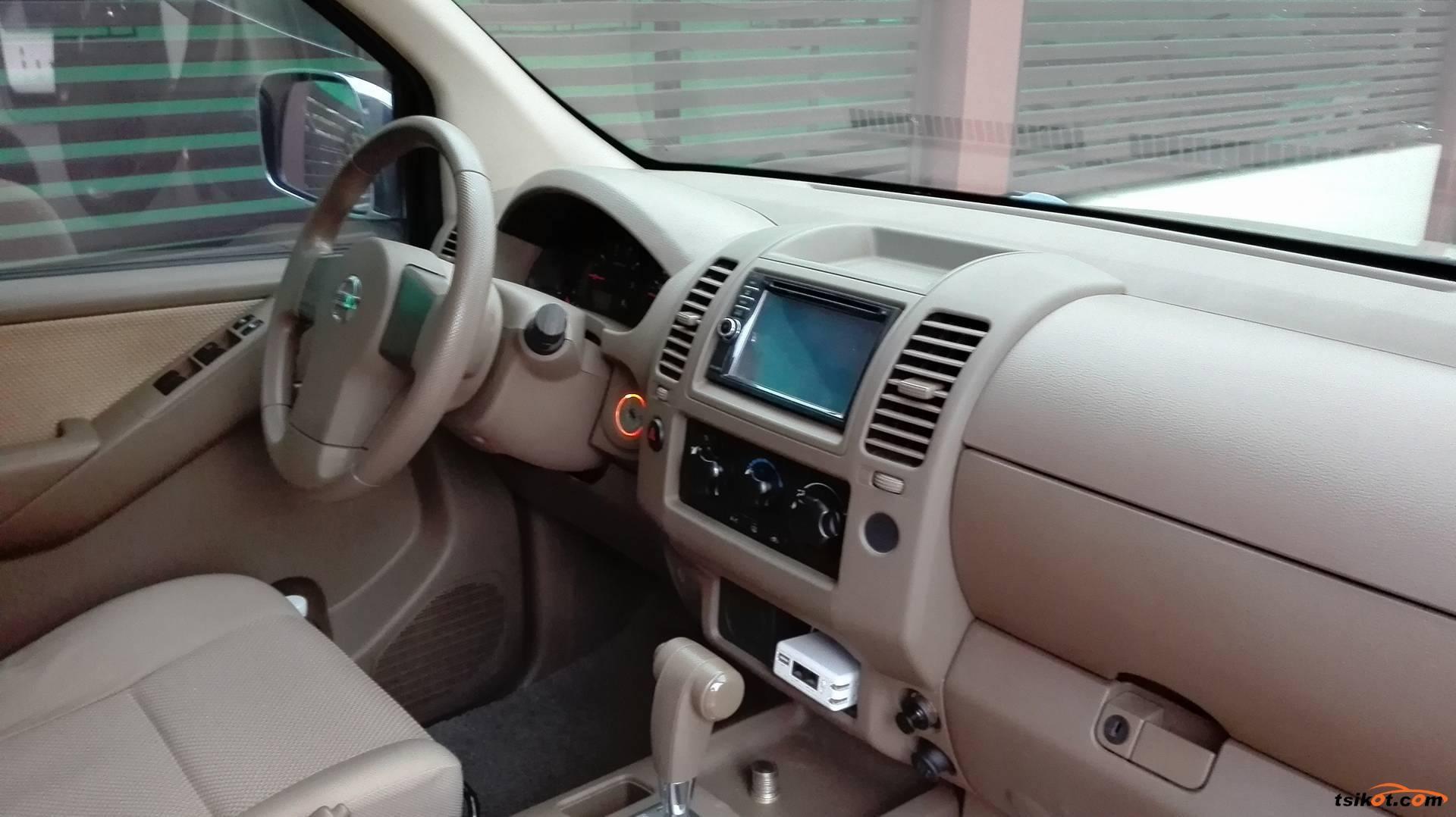 Nissan Navara 2012 - 8