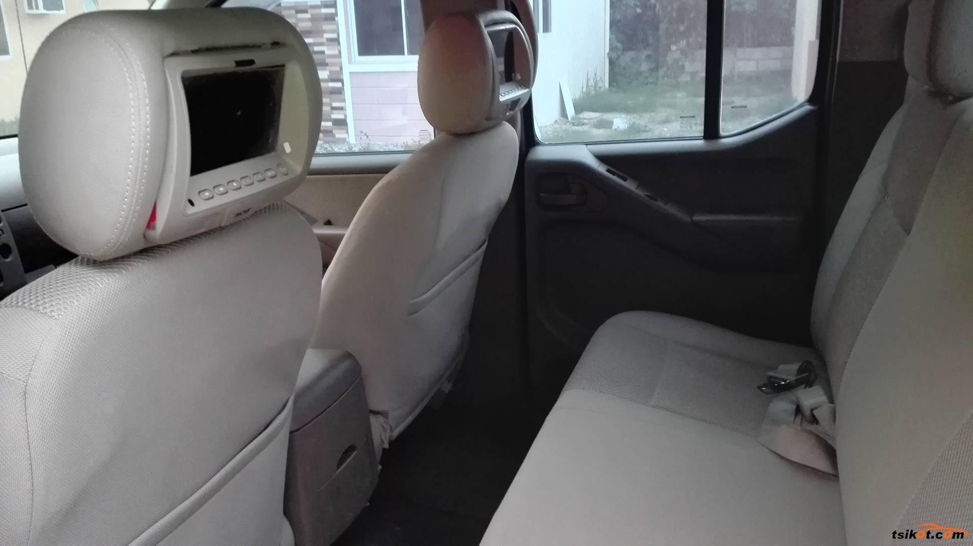 Nissan Navara 2012 - 9