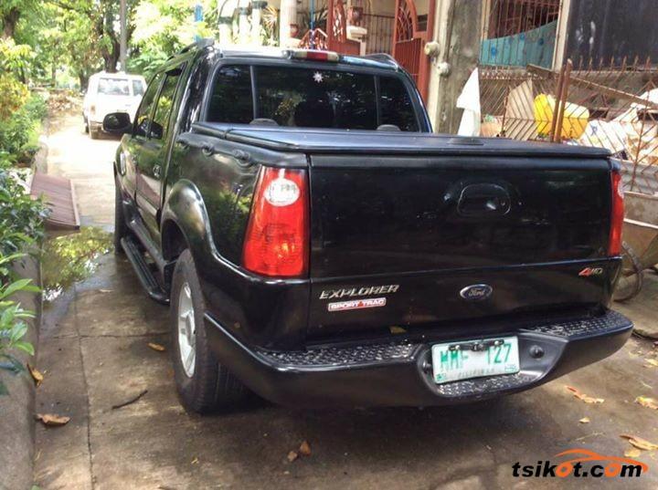 Ford Explorer 2002 - 2