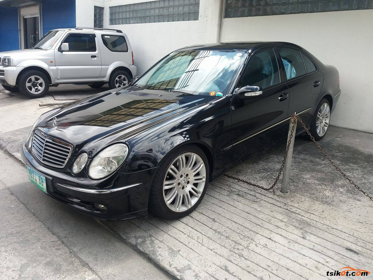 mercedes benz 280 2005 car for sale metro manila. Black Bedroom Furniture Sets. Home Design Ideas