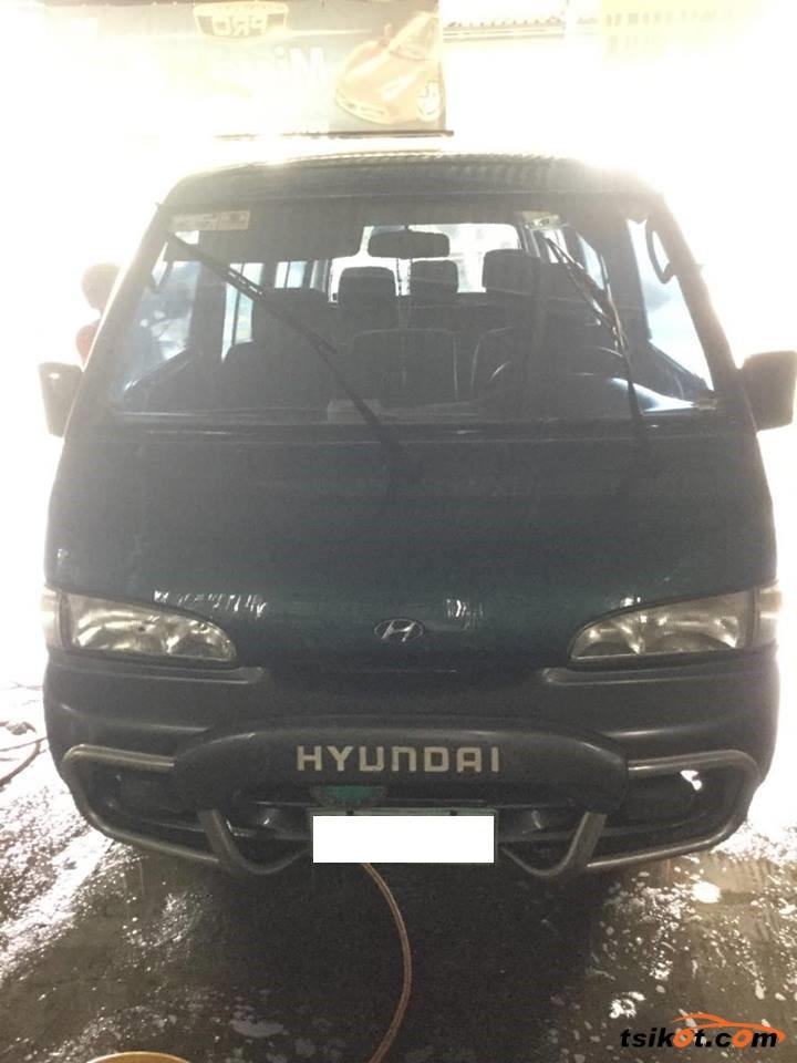 Hyundai H100 2007 - 1