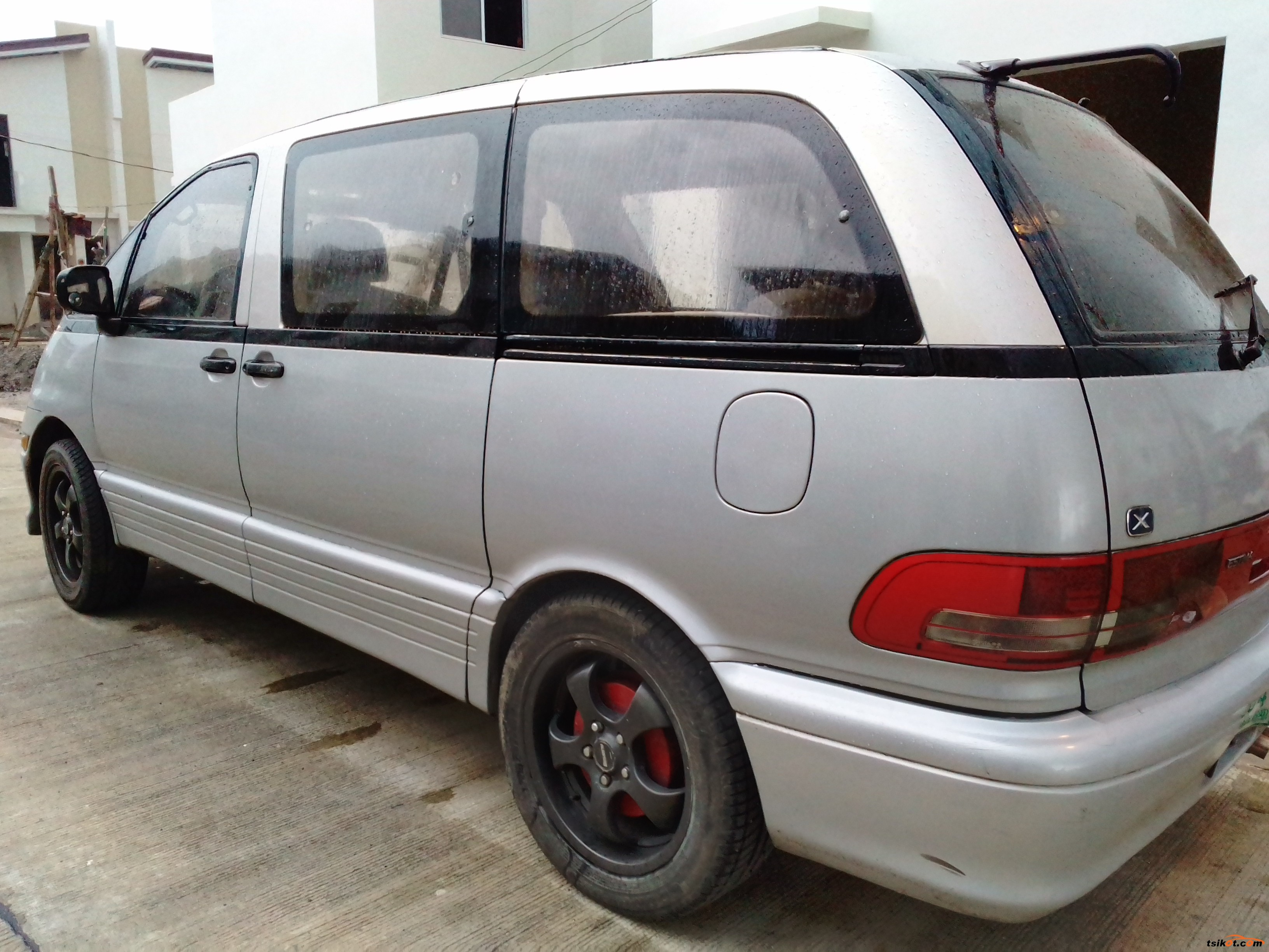 toyota previa 1992 car for sale metro manila philippines. Black Bedroom Furniture Sets. Home Design Ideas