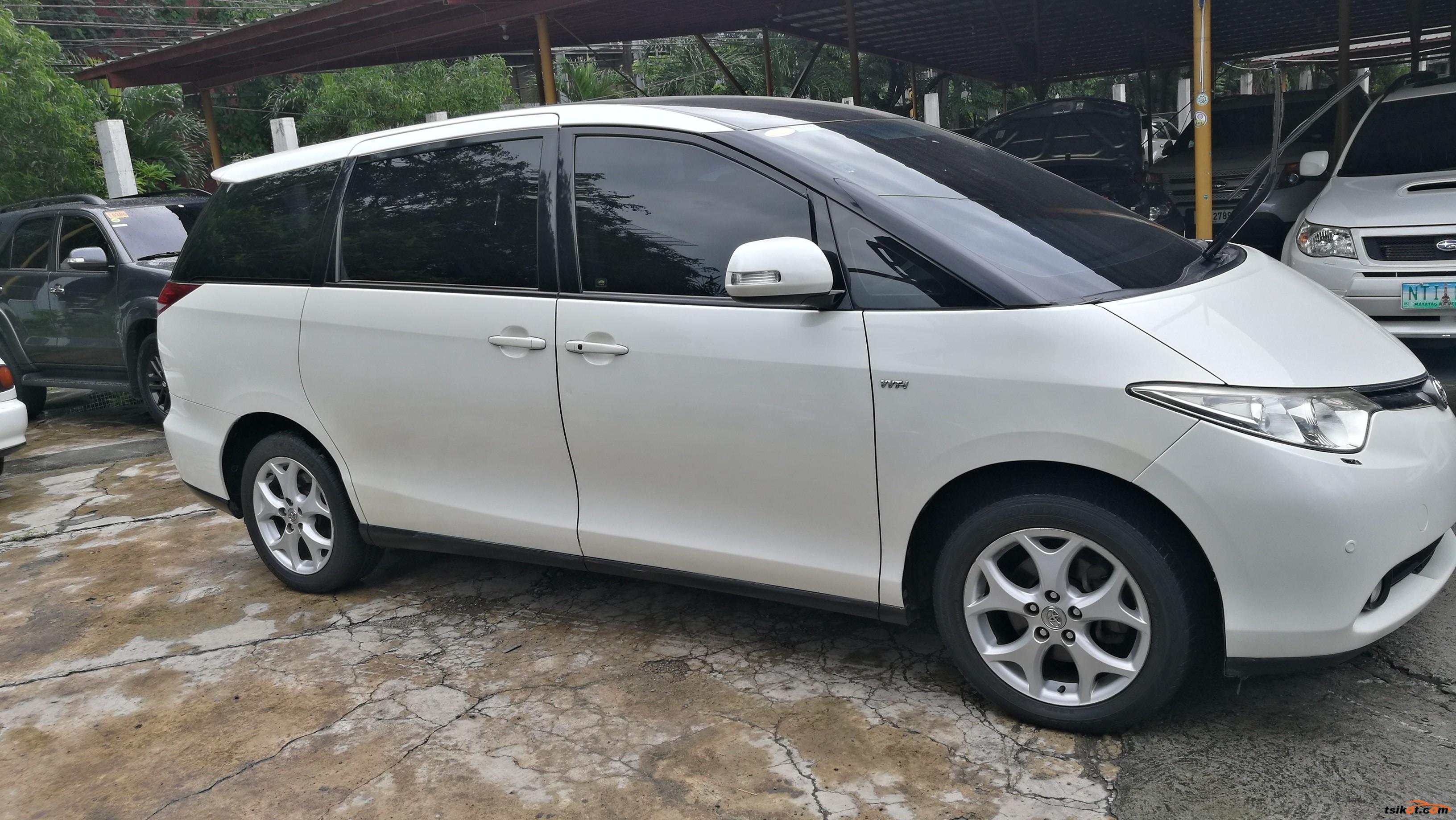 Toyota Previa 2008 - 1
