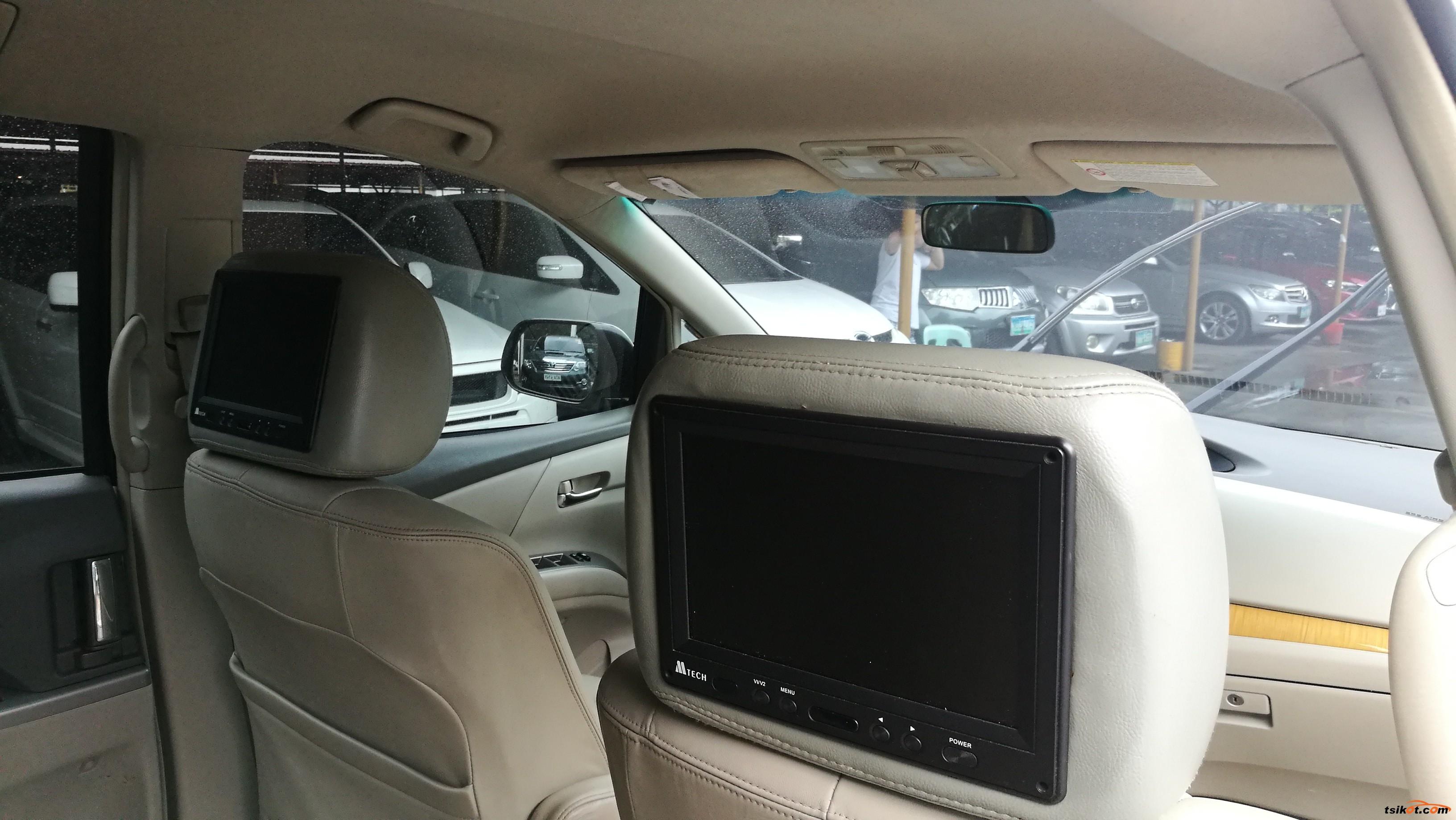 Toyota Previa 2008 - 4