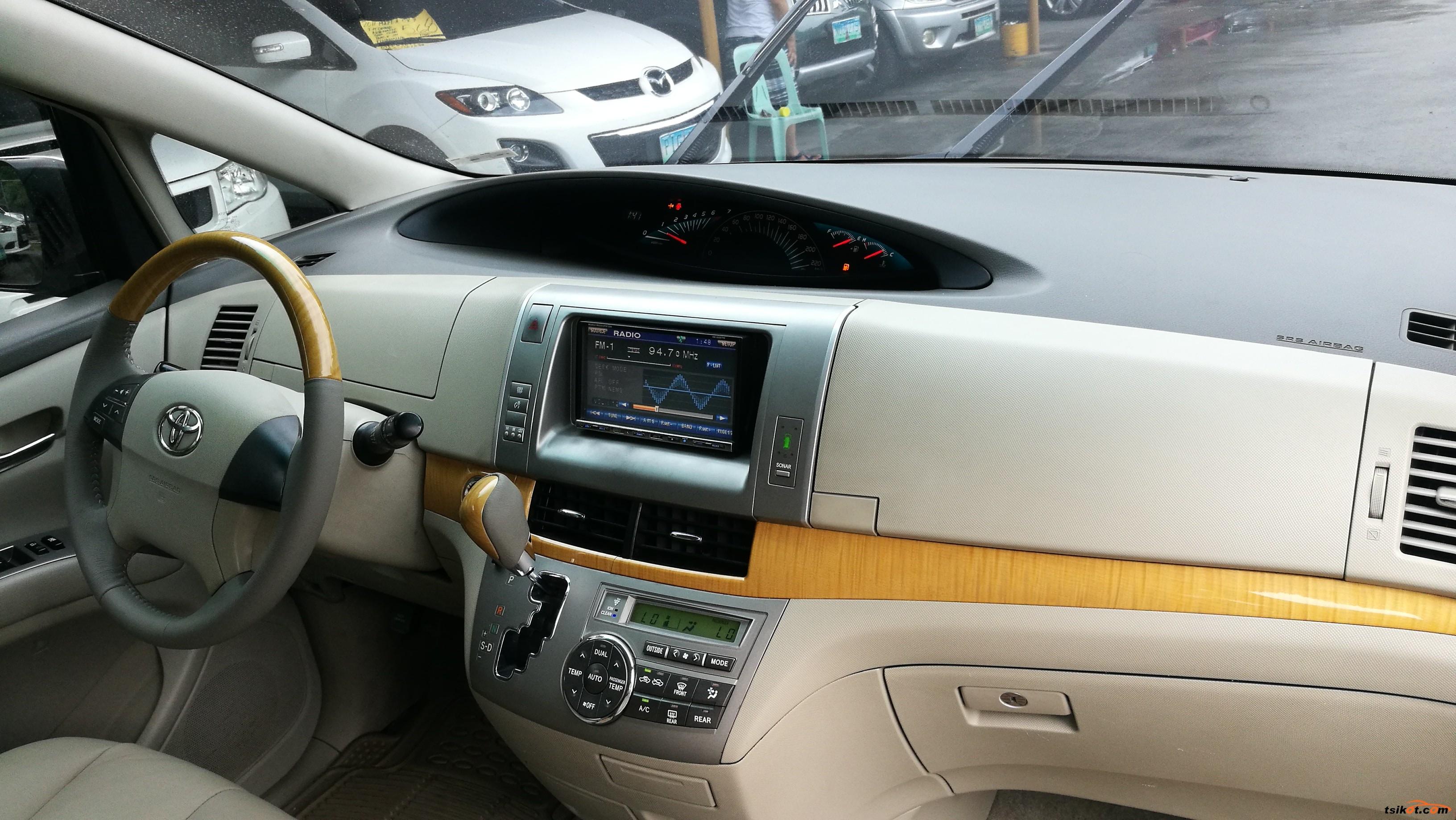 Toyota Previa 2008 - 5