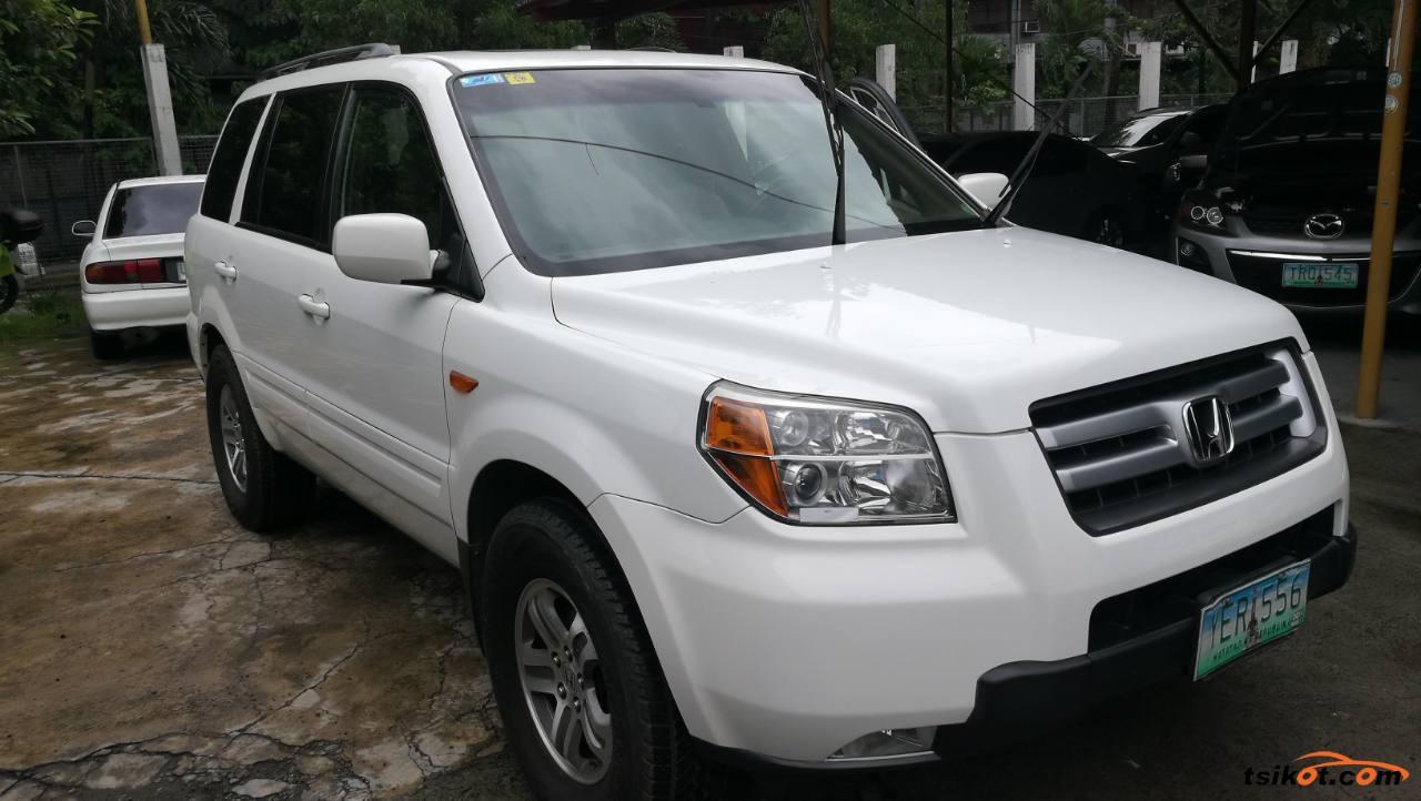 Honda Pilot 2007 - 2