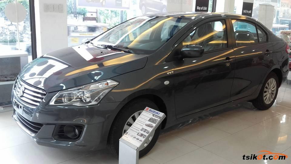 Suzuki Ciaz 2016 - 5