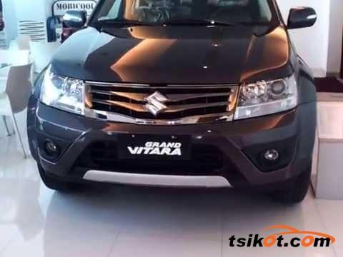 Suzuki Grand Vitara 2015 - 2