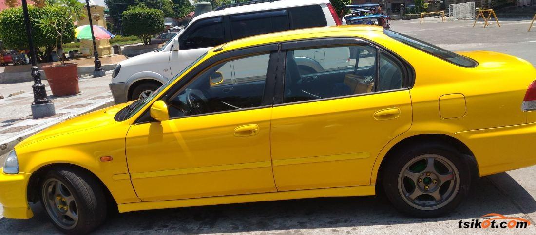 Honda Civic 1998 - 4