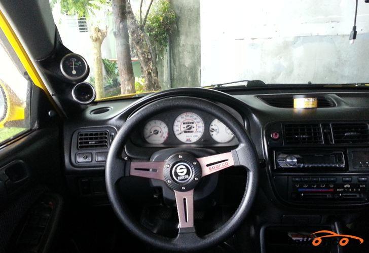 Honda Civic 1998 - 8