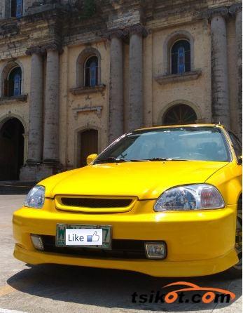 Honda Civic 1998 - 9