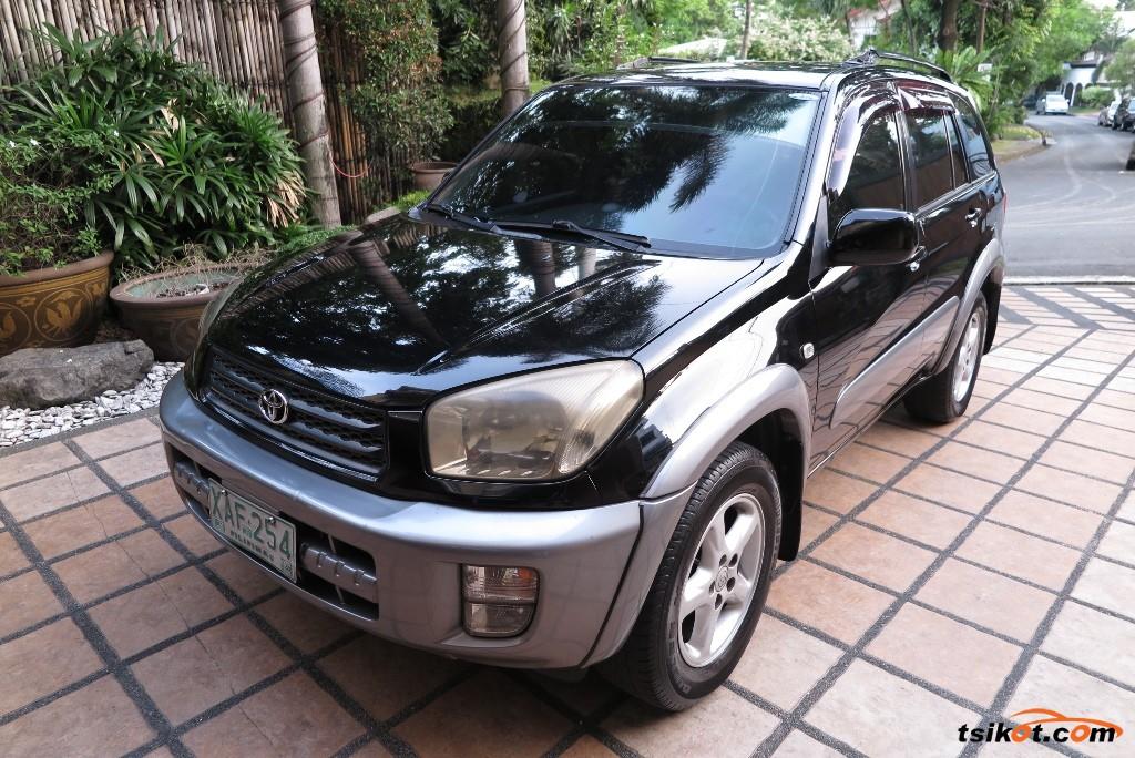 Toyota Rav4 2001 - 3