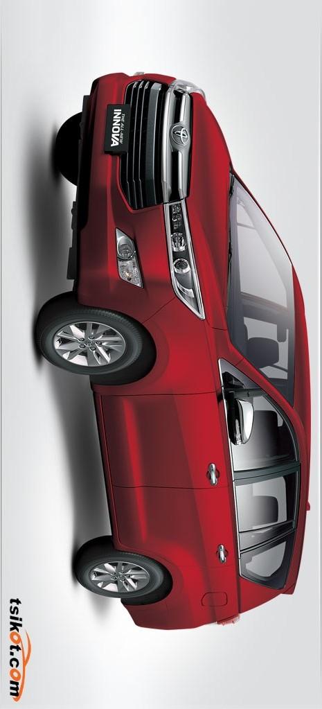 Toyota Innova 2017 - 1