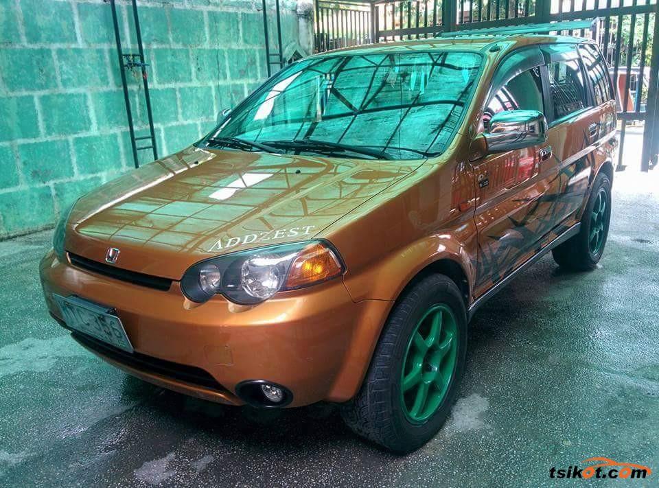 Honda Hr-V 2001 - 1