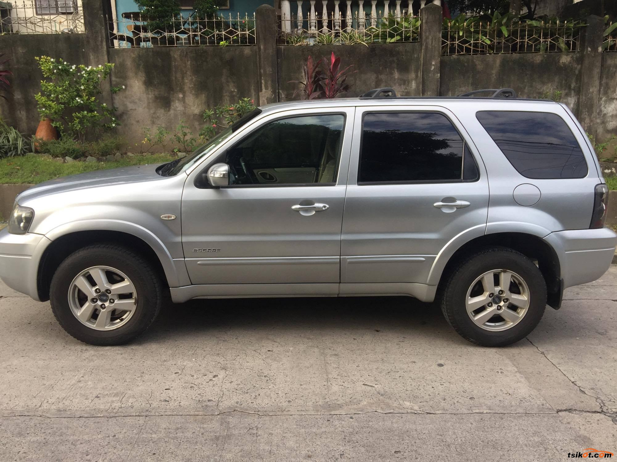 ford escape 2007 car for sale metro manila philippines. Black Bedroom Furniture Sets. Home Design Ideas