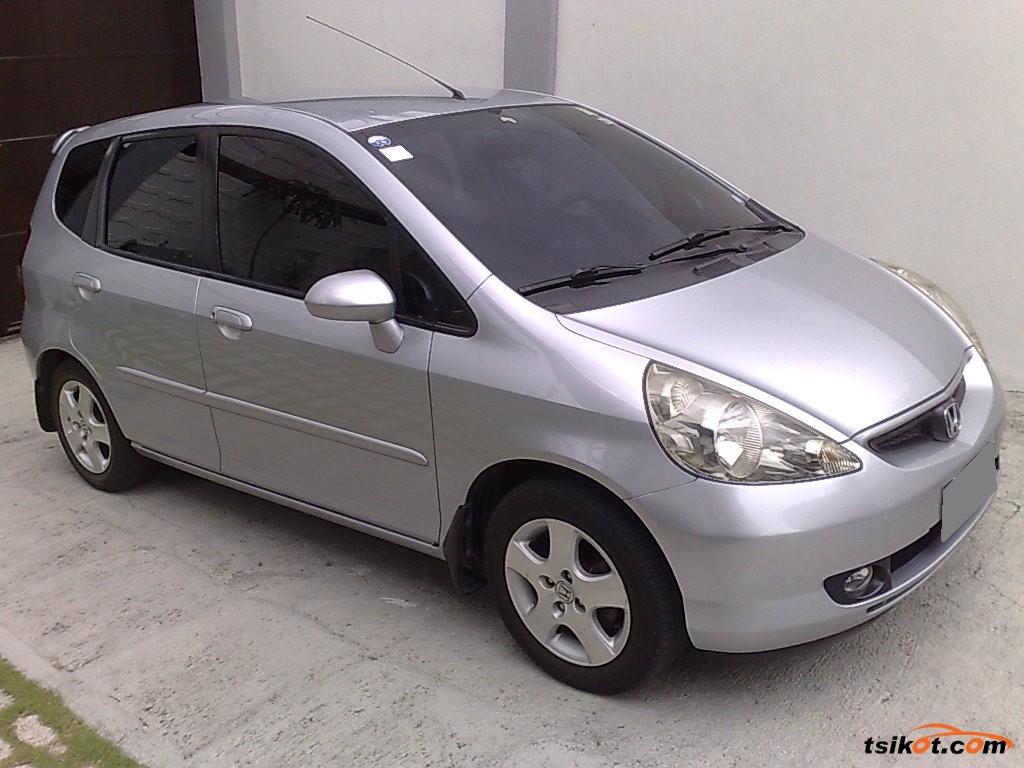 Honda jazz 2005 car for sale metro manila philippines for Honda owner login