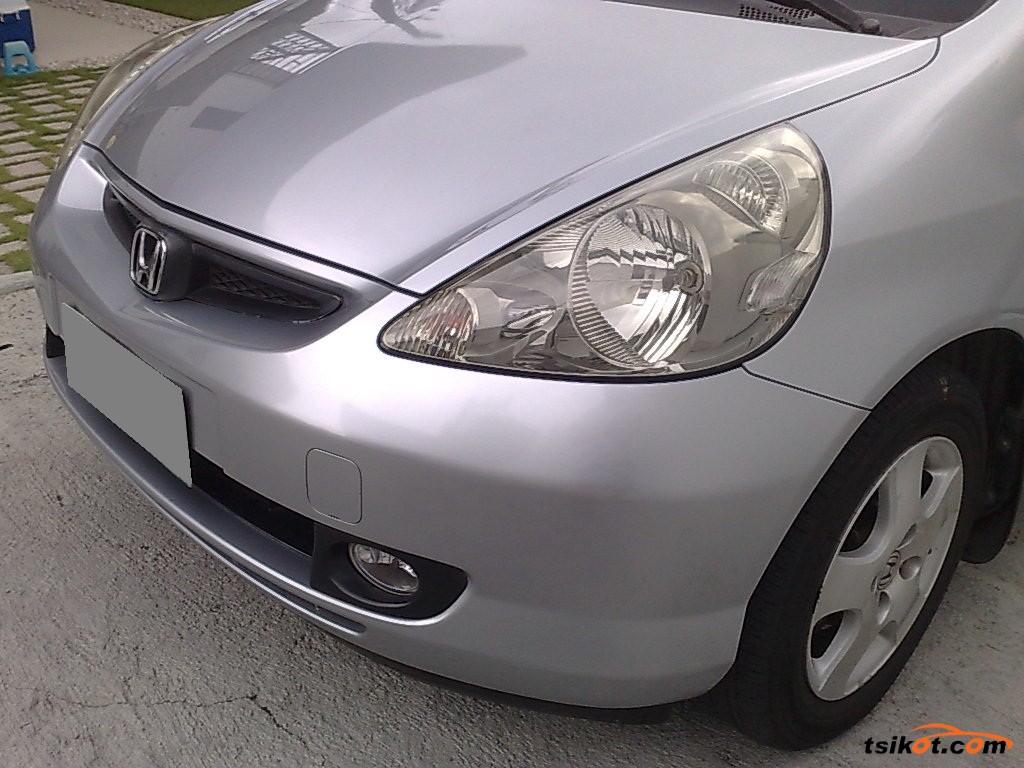 Honda Jazz 2005 - 3