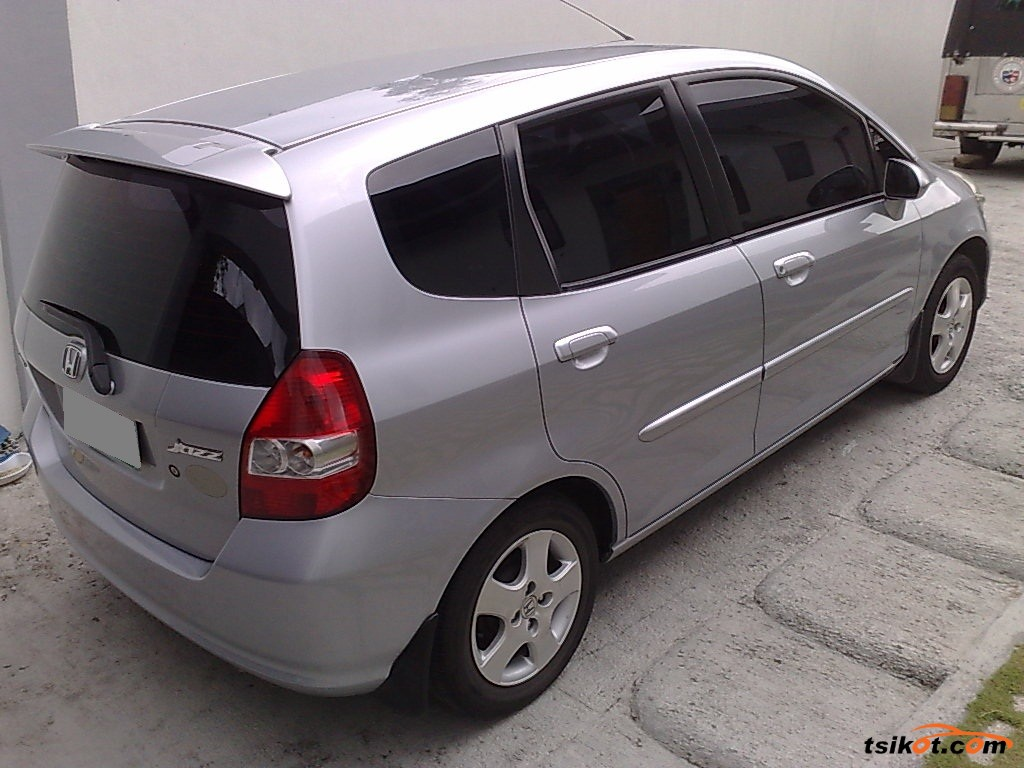 Honda Jazz 2005 - 4