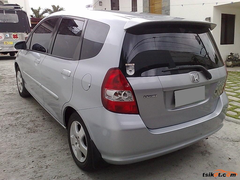 Honda Jazz 2005 - 5